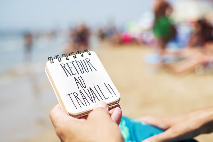 Reprendre son emploi après les vacances : comment garder sa motivation
