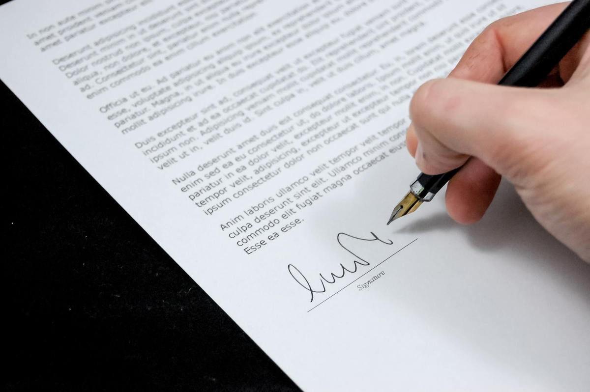 écrire une lettre de motivation.